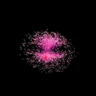 Composition Basics - Static Fireworks