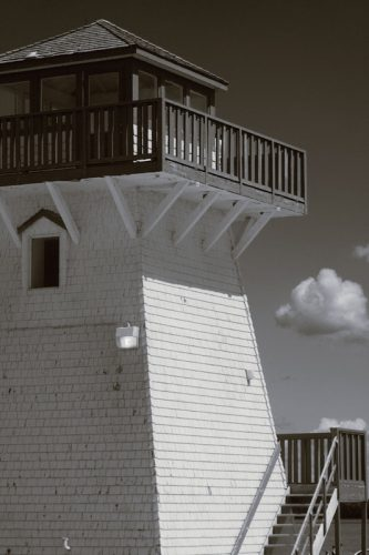 Gull Harbour Lighthouse, Hecla Island MB